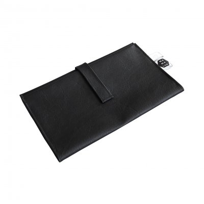 Nappy wallet MONO BLACK