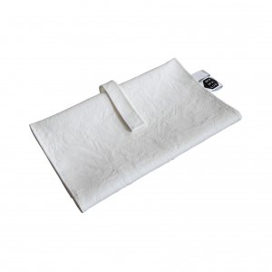 Nappy wallet MONO WHITE